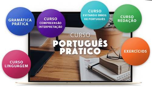 curso português online pratico