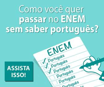Português para redação