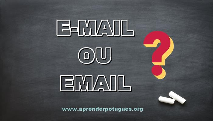 E-mail ou Email